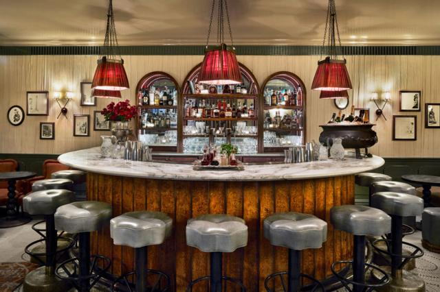 Kettner's Townhouse  one of Innerplace's exclusive bars in London