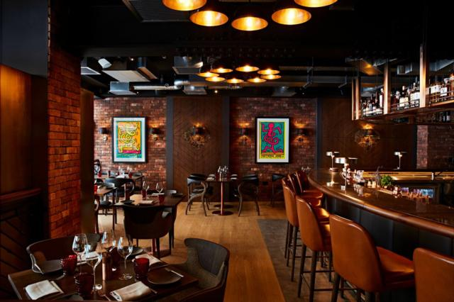 Heritage  one of Innerplace's exclusive restaurants in London