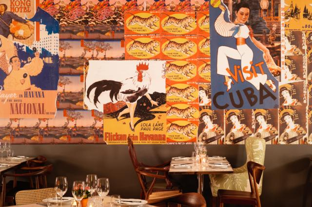 Innerplace Recommended Venue Asia de Cuba at St Martins Lane
