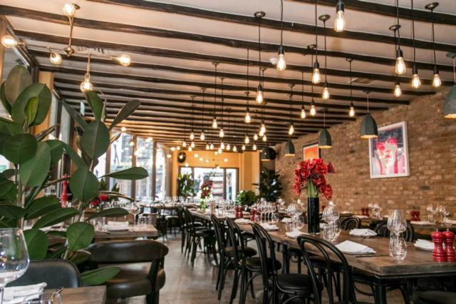 Pucci Mayfair  one of Innerplace's exclusive restaurants in London