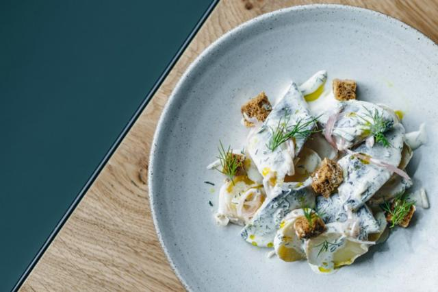 Daffodil Mulligan  one of Innerplace's exclusive restaurants in London