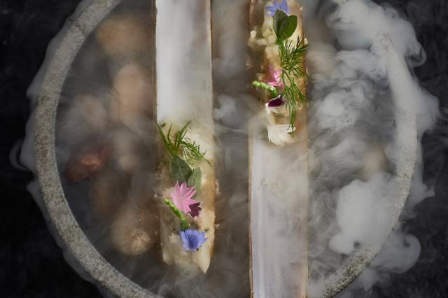 The Frog by Adam Handling  one of Innerplace's exclusive restaurants in London