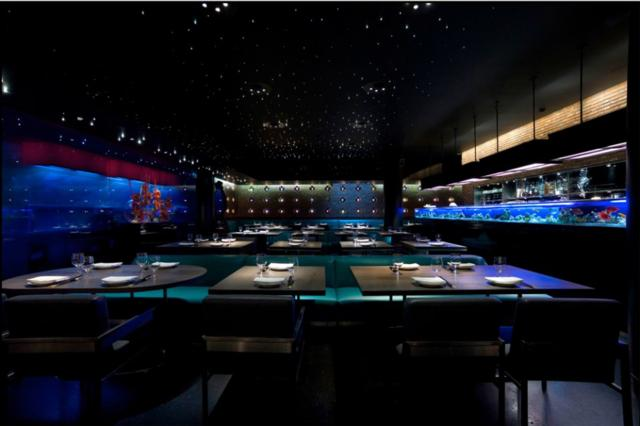 Yauatcha Soho  one of Innerplace's exclusive restaurants in London