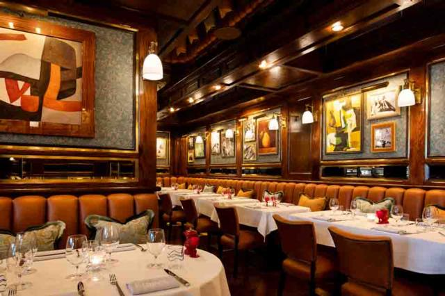 Harry's Bar   one of Innerplace's exclusive restaurants in London