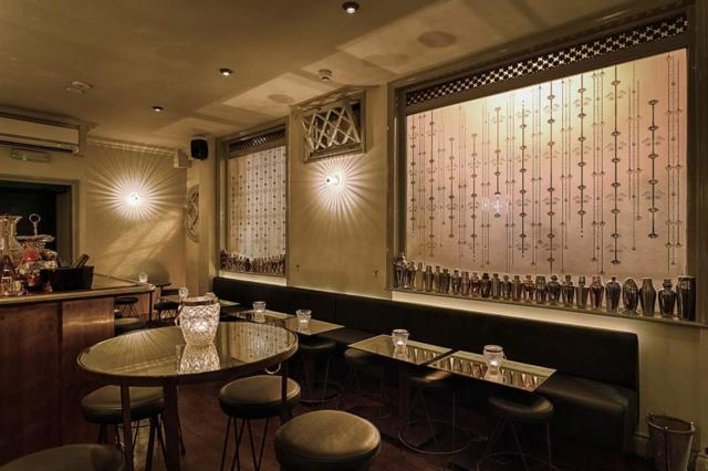 The Gibson  one of Innerplace's exclusive bars in London