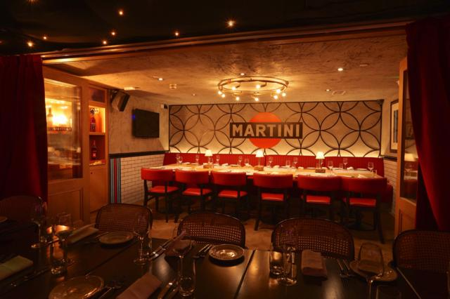 Bunga Bunga Covent Garden  one of Innerplace's exclusive bars in London