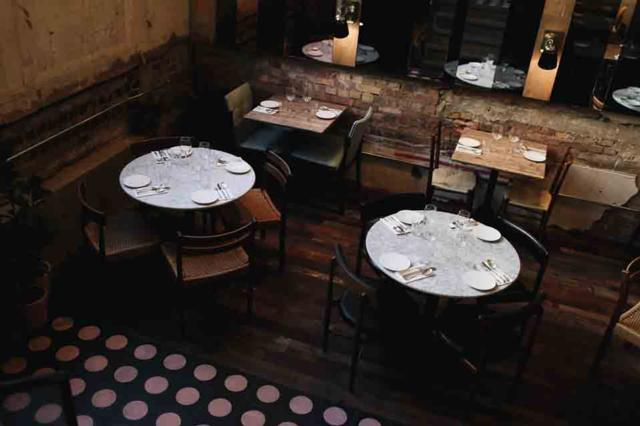 Pachamama East  one of Innerplace's exclusive restaurants in London