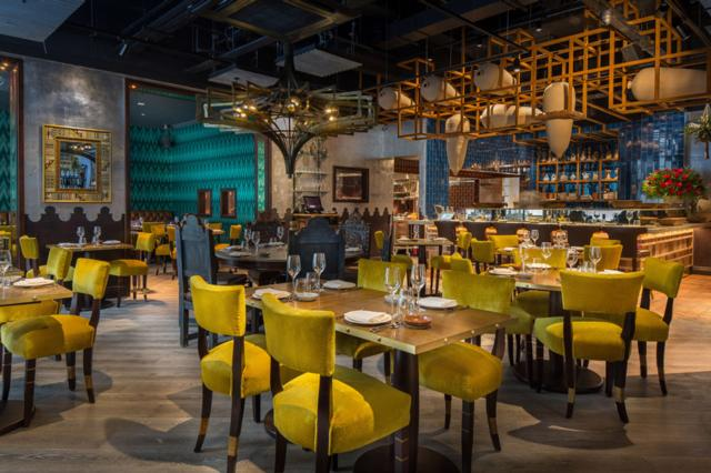 Coya City  one of Innerplace's exclusive bars in London
