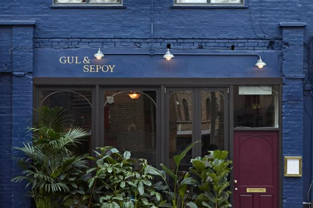 Gul and Sepoy  one of Innerplace's exclusive restaurants in London