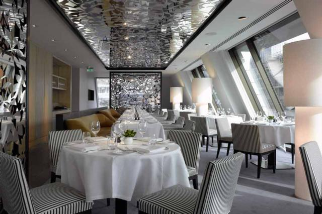 Angler  one of Innerplace's exclusive restaurants in London