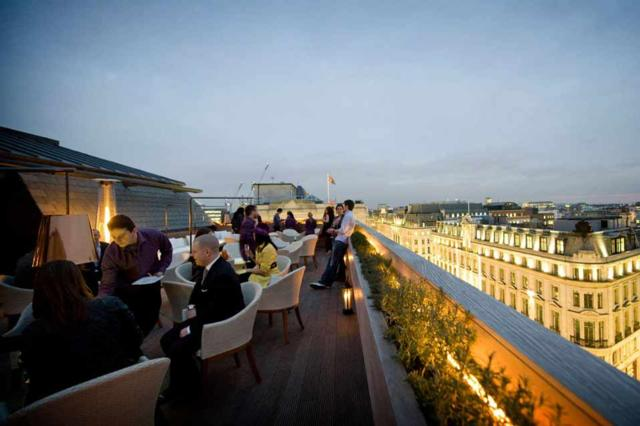 Aqua Spirit  one of Innerplace's exclusive bars in London