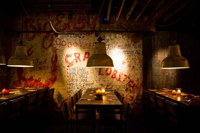 Big Easy Covent Garden  one of Innerplace's exclusive bars in London