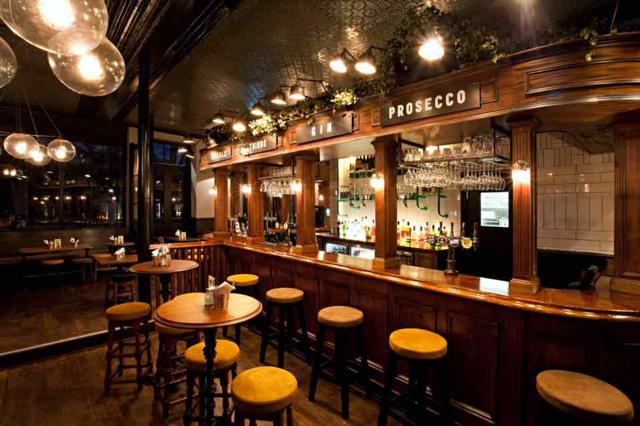 Bird of Smithfield   one of Innerplace's exclusive bars in London