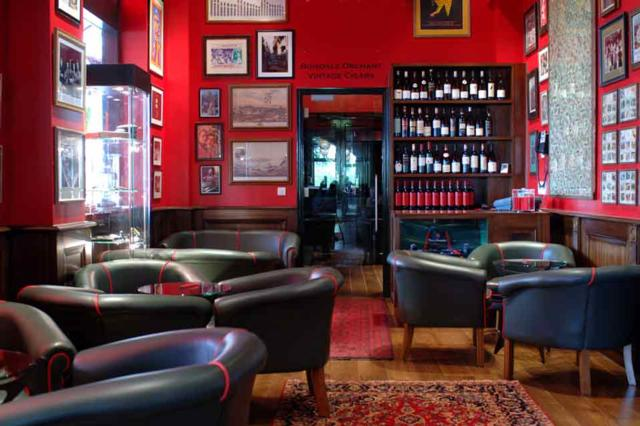 Innerplace Recommended Venue Boisdale of Canary Wharf
