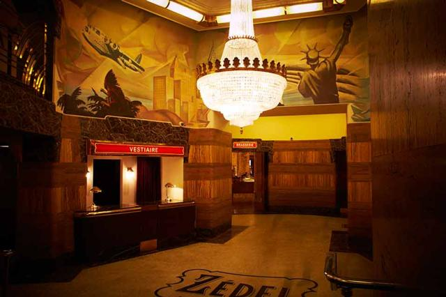 Brasserie Zédel   one of Innerplace's exclusive bars in London