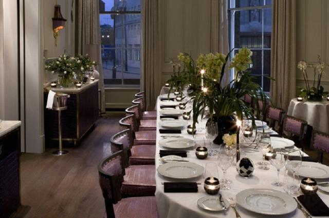 Roux at The Landau  one of Innerplace's exclusive restaurants in London