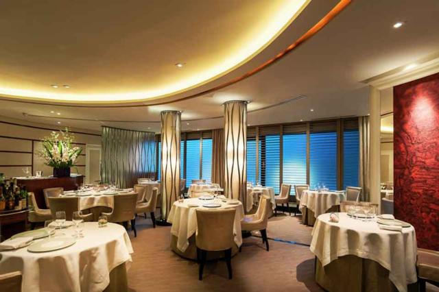 Petrus  one of Innerplace's exclusive restaurants in London