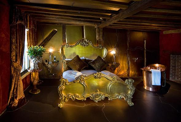 Crazy Bear Beaconsfield  one of Innerplace's exclusive Spas VIP Venues & Luxury Lifestyle venues in London