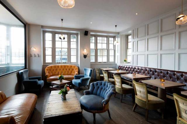 Innerplace Recommended Venue Swan at The Globe