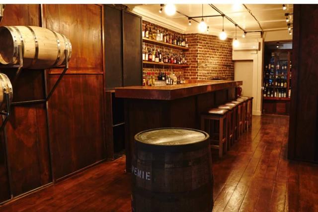 Milroy's  one of Innerplace's exclusive bars in London