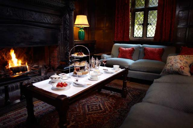 Great Fosters Hotel  one of Innerplace's exclusive Spas VIP Venues & Luxury Lifestyle venues in London