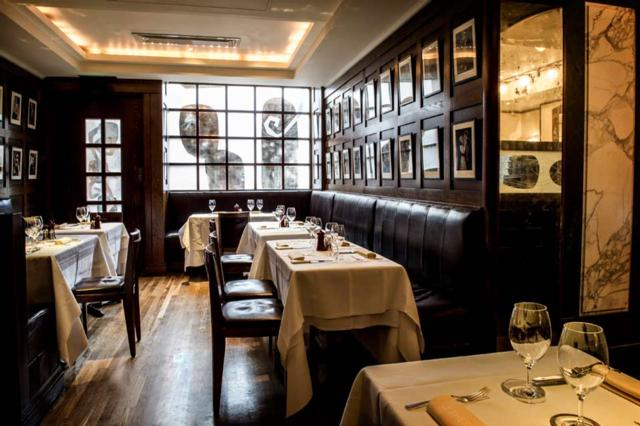 J Sheekey  one of Innerplace's exclusive restaurants in London