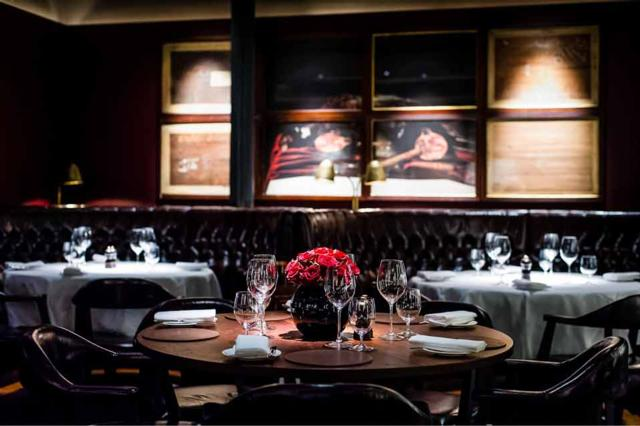 New Street Grill  one of Innerplace's exclusive restaurants in London