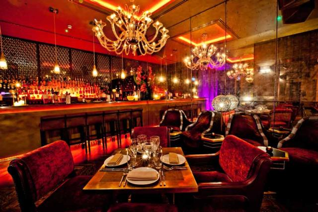 Mamounia Mayfair  one of Innerplace's exclusive bars in London