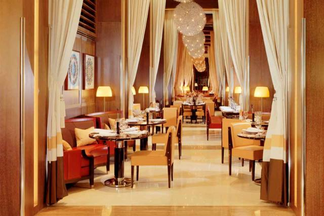 CUT at 45 Park Lane  one of Innerplace's exclusive restaurants in London