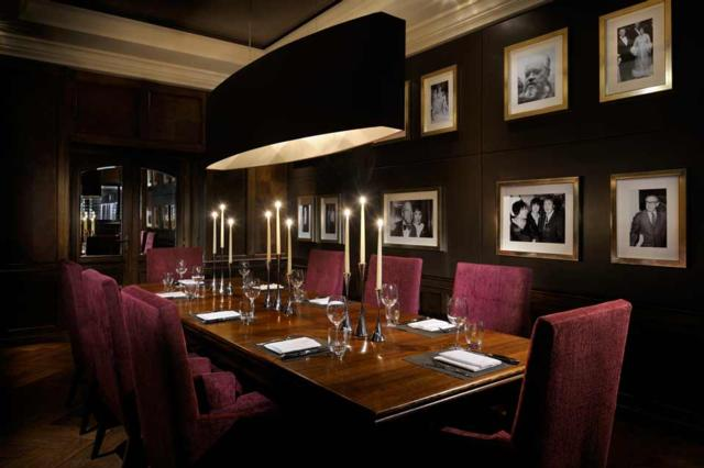 JW Steakhouse  one of Innerplace's exclusive restaurants in London