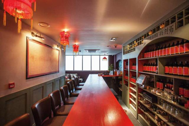 Opium  one of Innerplace's exclusive bars in London